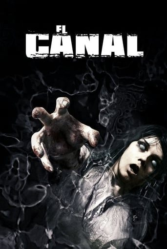 "Poster for the movie ""El canal"""