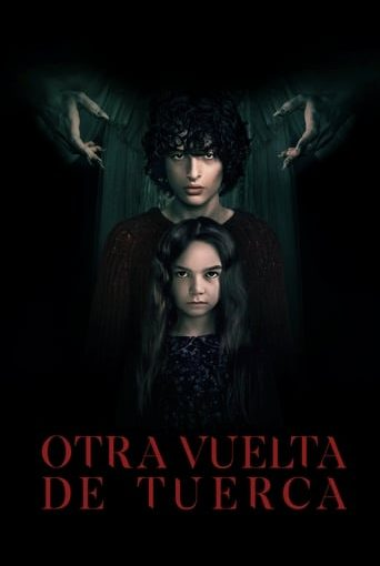 "Poster for the movie ""Otra vuelta de tuerca"""