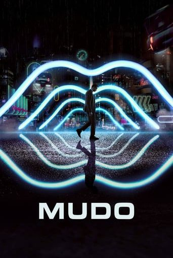 """Poster for the movie """"Mudo (Mute)"""""""