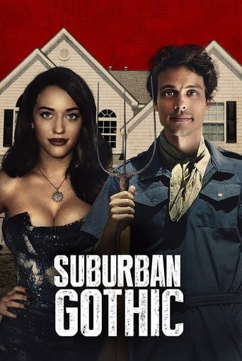 """Poster for the movie """"Suburban Gothic"""""""