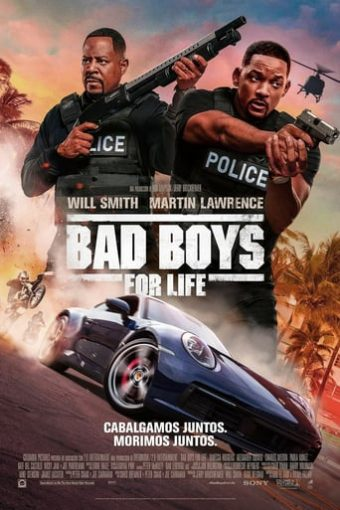 """Poster for the movie """"Bad Boys for Life"""""""