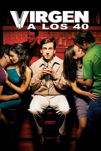 """Poster for the movie """"Virgen a los 40"""""""