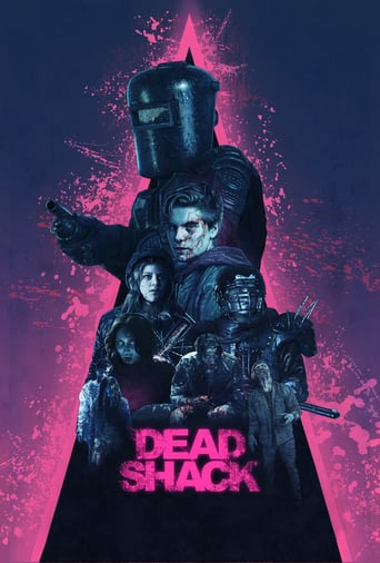 """Poster for the movie """"Dead Shack"""""""