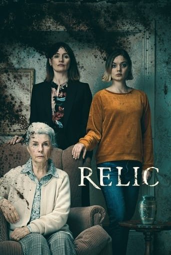 "Poster for the movie ""Relic"""