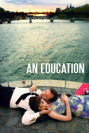 "Poster for the movie ""An Education"""