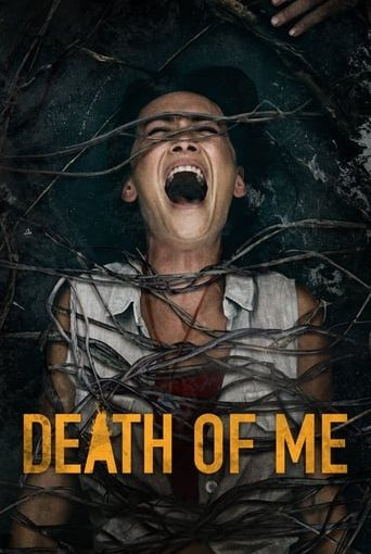 "Poster for the movie ""Death of Me"""