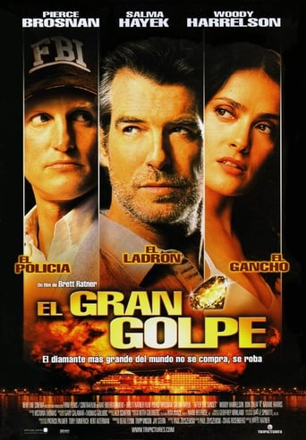 """Poster for the movie """"El gran golpe"""""""