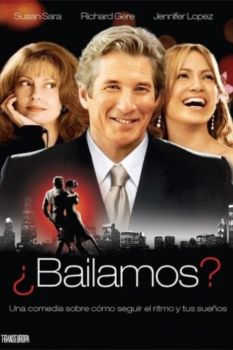 """Poster for the movie """"¿Bailamos?"""""""