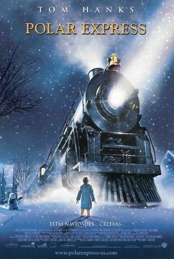 """Poster for the movie """"Polar Express"""""""