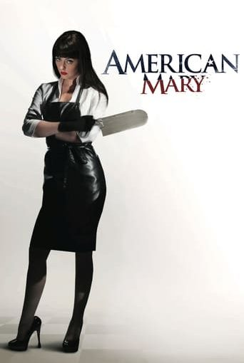 """Poster for the movie """"American Mary"""""""