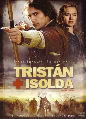 """Poster for the movie """"Tristán e Isolda"""""""