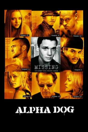 """Poster for the movie """"Alpha Dog"""""""