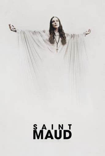 "Poster for the movie ""Saint Maud"""