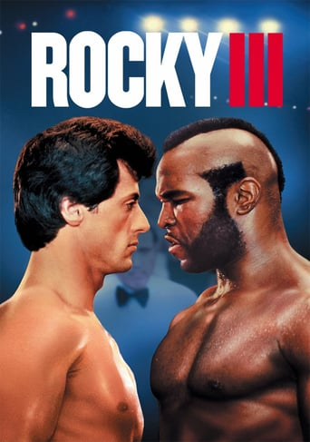 """Poster for the movie """"Rocky III"""""""