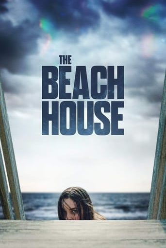 "Poster for the movie ""The Beach House"""