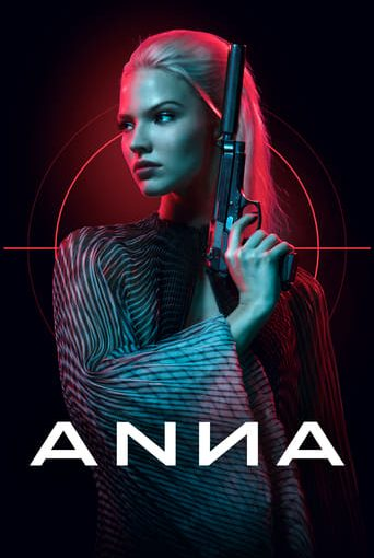 "Poster for the movie ""Anna"""