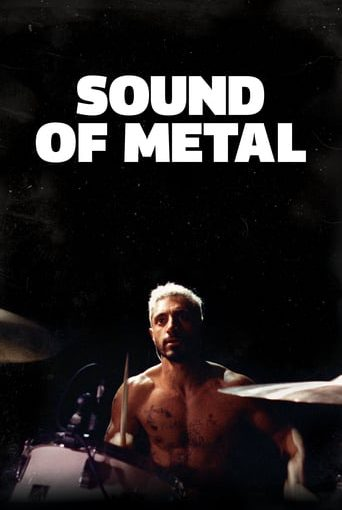 "Poster for the movie ""Sound of Metal"""