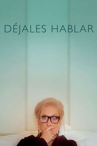 "Poster for the movie ""Déjales hablar"""