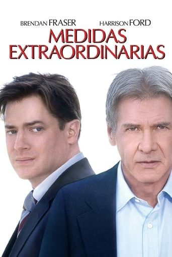 "Poster for the movie ""Medidas extraordinarias"""