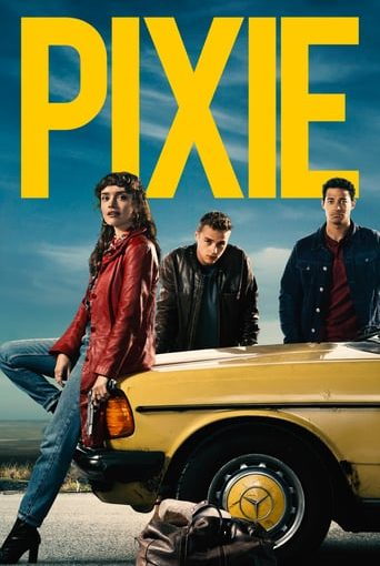"Poster for the movie ""Pixie"""