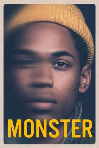 """Poster for the movie """"Monstruo"""""""