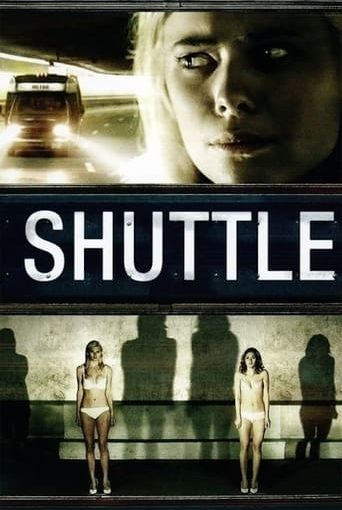 """Poster for the movie """"Shuttle"""""""
