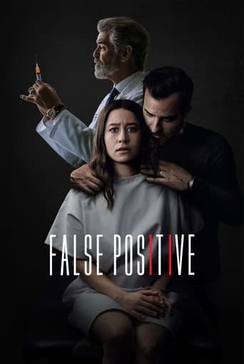 """Poster for the movie """"False Positive"""""""