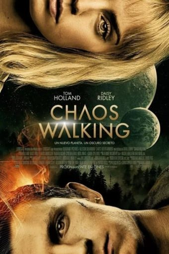 """Poster for the movie """"Chaos Walking"""""""