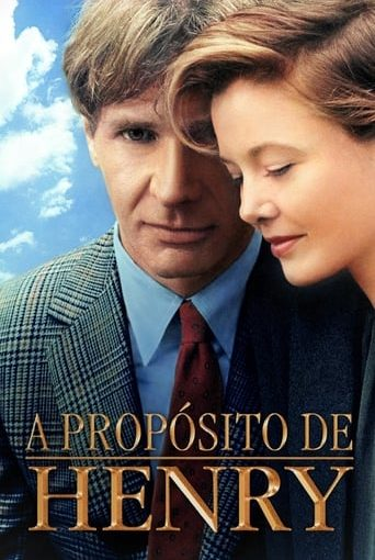 """Poster for the movie """"A propósito de Henry"""""""