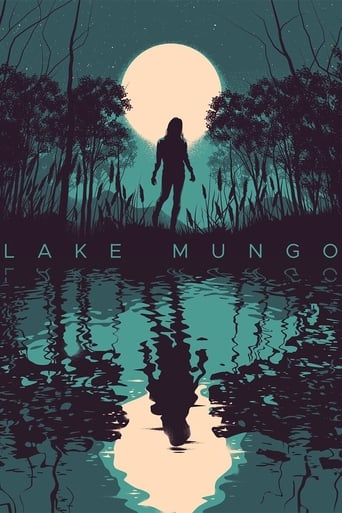 """Poster for the movie """"Lake Mungo"""""""