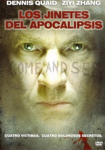 """Poster for the movie """"Los jinetes del Apocalipsis"""""""