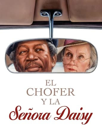 """Poster for the movie """"Paseando a Miss Daisy"""""""