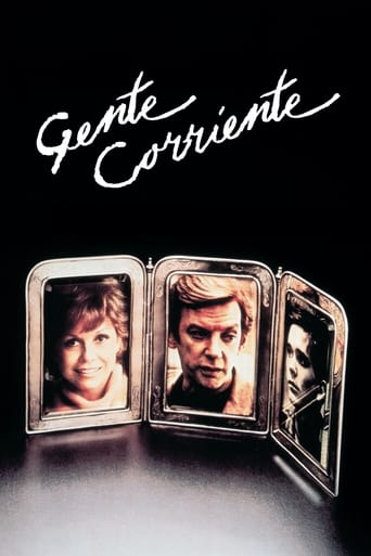"""Poster for the movie """"Gente corriente"""""""