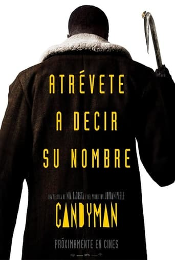 """Poster for the movie """"Candyman"""""""