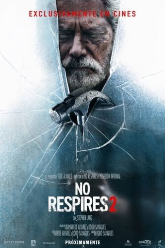 """Poster for the movie """"No Respires 2"""""""
