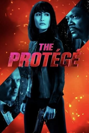 """Poster for the movie """"The Protégé"""""""