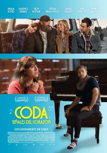 """Poster for the movie """"CODA"""""""