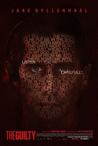 """Poster for the movie """"Culpable"""""""
