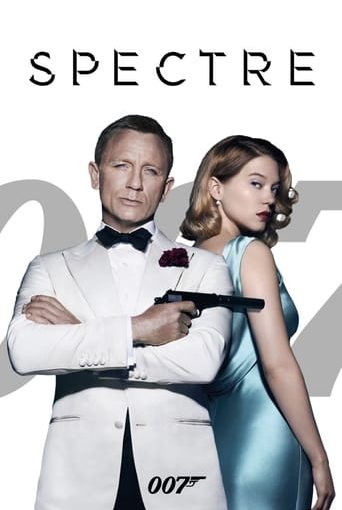 """Poster for the movie """"Spectre"""""""