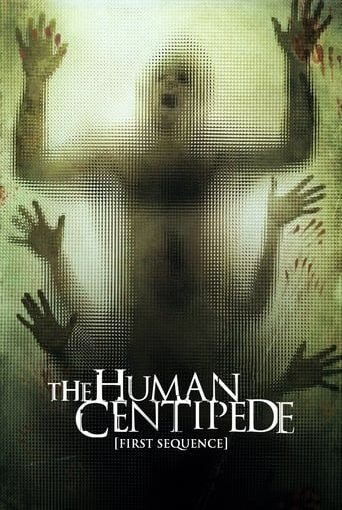 """Poster for the movie """"The Human Centipede (First Sequence)"""""""