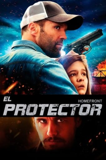 """Poster for the movie """"El protector"""""""