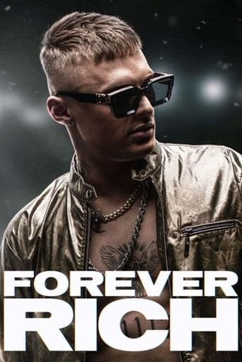 """Poster for the movie """"Forever Rich"""""""